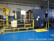 Makino A77 Horizontal Milling Machine Center