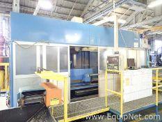 Mazak SV25 Vertical Milling Machine Center
