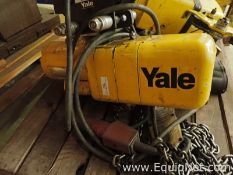 Yale 1 Ton Hoist