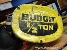 Budgit 1/2 Ton Hoist