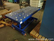Vestil Manufacturing LDLT-3060 Mobile Roller Lift Table