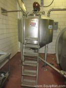 Stainless Steel APV Crepaco Mixer With Agitator