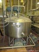 APV Crepaco Stainless Steel Liquiverter With Pump