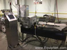 Mettler Toledo Safeline Metal Detector And Mettler Toledo Hi-Speed With Controller