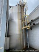 APV Crepaco 6000 Gallo Stainless Steel Silo
