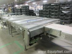 Garvey 9700 Accumulating Conveyor