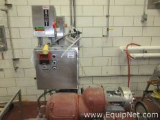 Whipper And Waukesha Positive Displacement Pump