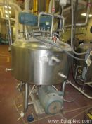 APV Crepaco Stainless Steel Liquiverter