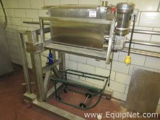1 Hp Mobile Stainless Steel Mixer