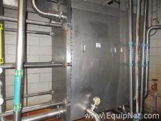 APV Crepaco Stainless Steel Plate Heat Exchanger SR6GL