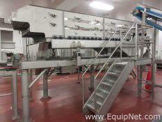 Key Technologies Scalping Sorting Vibratory Conveyor