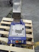 EQUIPNET LISTING #734727; REMOVAL COST: $25; DESCRIPTION: Branson Ultrasonic Welder Requires a PC