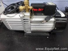 EQUIPNET LISTING #834833; REMOVAL COST: $10; MODEL: VP8D; DESCRIPTION: CPS VP8D Two Stage Vacuum