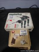 EQUIPNET LISTING #834586; REMOVAL COST: $10; MODEL: BE 561; DESCRIPTION: Lot of 2 Various Drills