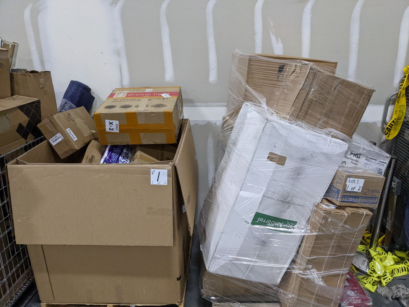 MEGA WEEKLY PALLET AUCTION!