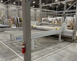 Huge Pallet Auction - featuring Holzma Woodworking Beamsaw 1999 Model HPP11
