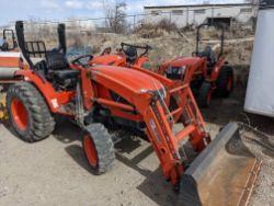 Construction Equipment & Freight Pallet Auction!