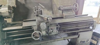 Grazziano lathe with tooling