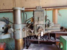 Cincinnati Beckford Radial Drill Press