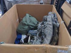 Army Supplies