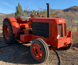 Pallet & Tractor Auction!