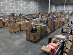 Weekly Pallet Auction