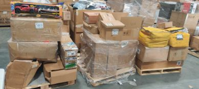 (3) Pallets of misc.