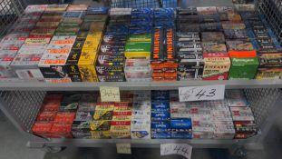 Shelf of Shotgun Shells