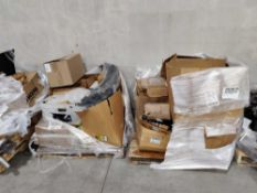 Two Pallets of Industrial/Auto Goods