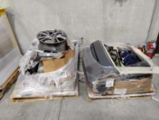 Two Pallets of Auto goods