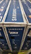 "82"" Samsung TV"
