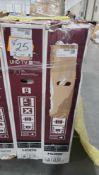 Two LG TVs