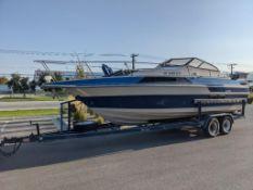 """1985 RGM Regal Boat """"Wave Buster"""""""