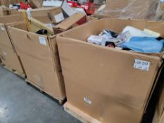 2 pallets, toys, wireless weather station, sheets, home goods, media and much more