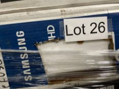 "Samsung Crystal UHD 70"" TV ( Grade A -Tested)"
