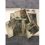 Qty of mixed 18th/19th C Prints.