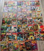 Qty DC Marvel comics