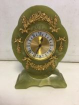 Vintage Onyx clock