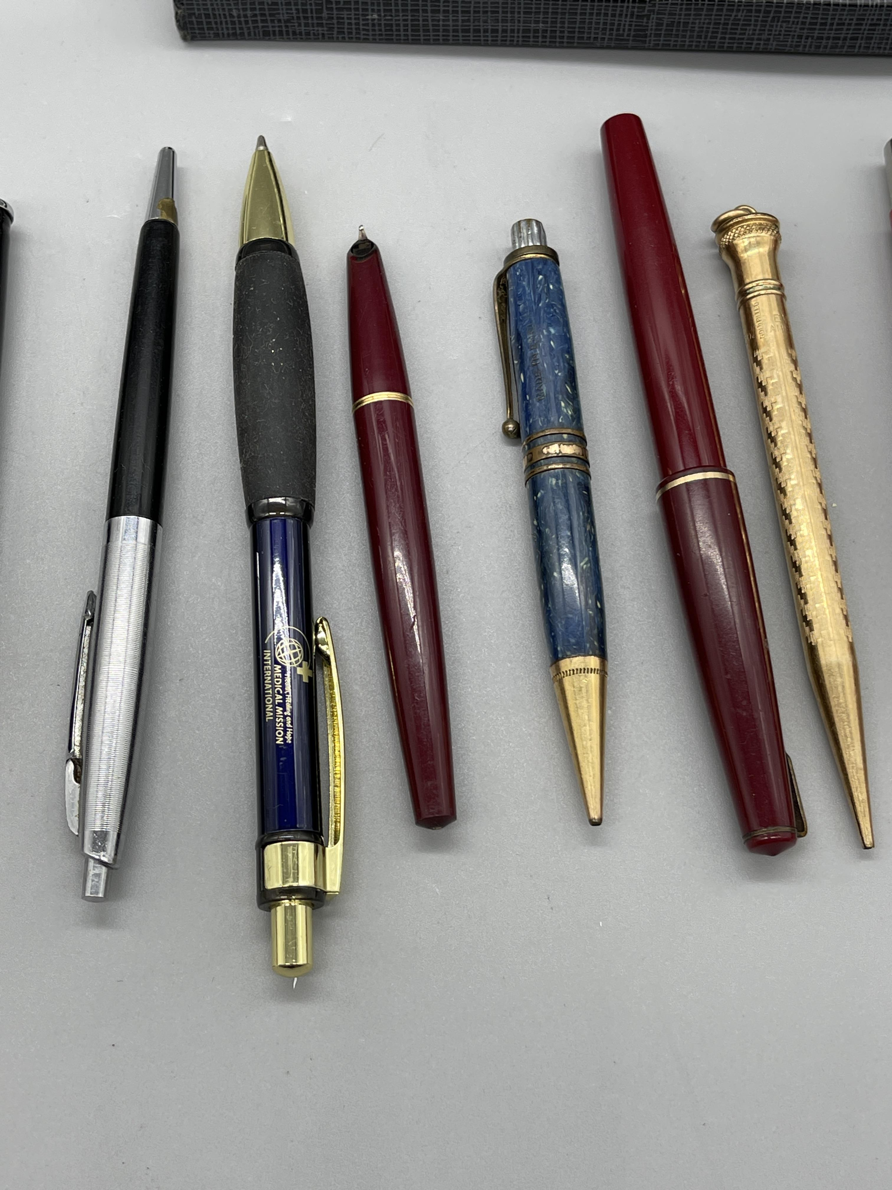 Qty of Fountain Pens, Parker etc. - Image 6 of 8