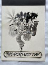 Alan Aldridge original painted Book cover Entitled