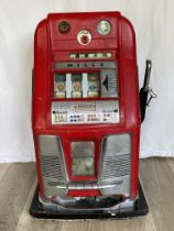 Mills Bell-O-Matic Hi Top Slot Machine