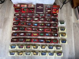 Collection of Models of Yesteryear
