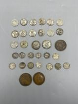 Quantity of Silver coins to include Double Headed
