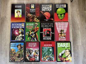 Dan Dare Books Collection Volume 1-12Great condit