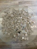 Large quantity of Six Pences