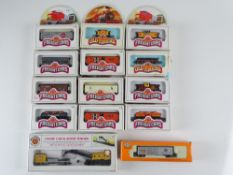 A quantity of BACHMANN N Gauge American Outline freight cars - all boxed - together with a similar