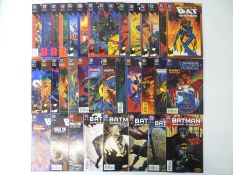BATMAN: SHADOW OF THE BAT - (36 in Lot) - (1992/96 - DC) - ALL First Printings - Issues #1, 2, 3, 4,