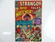 STRANGE TALES #134 - (1965 - MARVEL - UK Cover Price) - Doctor Strange, Watcher, Kang, Dormammu,