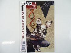 Y - THE LAST MAN #1 - (2002 - DC/VERTIGO) - First Printing - First appearances of Yorick, Ampersand,