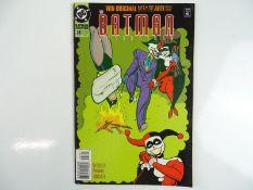 BATMAN ADVENTURES #28 - (1995 - DC) - Second comic book appearance of Harley Quinn + Joker, Harley